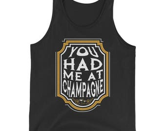 You Had Me At Coffee - Funny Coffee Lover Espresso Tank Top