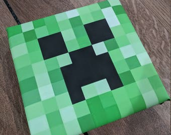 Minecraft Creeper Canvas Print