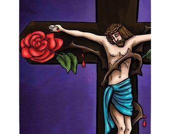 Crucifix Deck Only