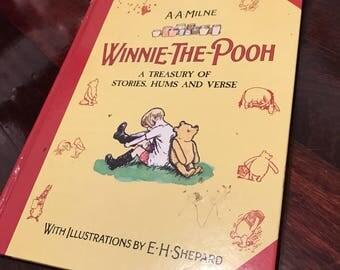 Winnie the Pooh childrens book