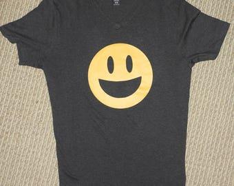 Happy Face Emoji T-Shirt