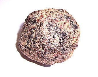 HUGE 5.4 Oz. Rough Garnet Crystal!