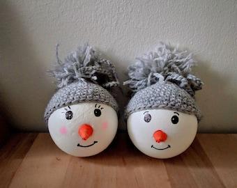 Christmas ornament - Snowman