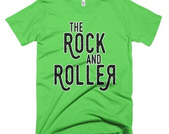 The Rock and Roller Short-Sleeve T-Shirt