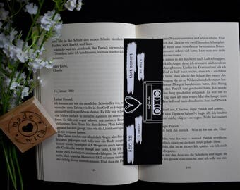 Perks of being a Wallflower bookmark infinite