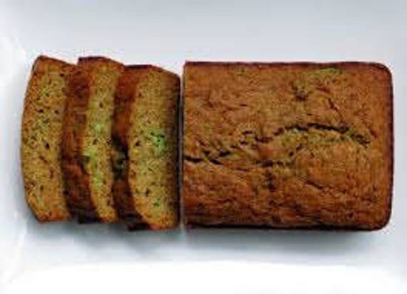 Easter giftshomemade zucchini breadzucchini breadedible like this item negle Gallery