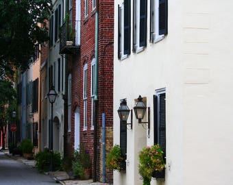 Alleys Of Charleston