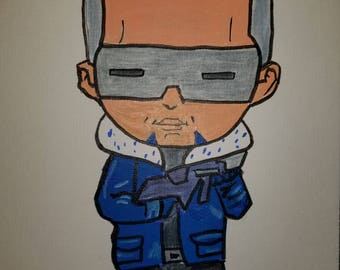 Captain Cold Earth-X