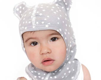 Hooded baby