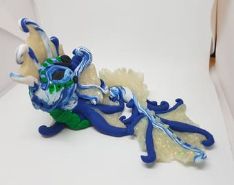 Sea Dragon Sculpture