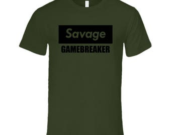Savage Gamebreaker T Shirt