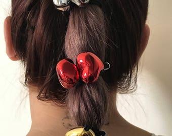 Heart Hair Ties