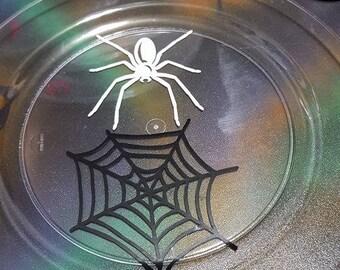 decorative big plate