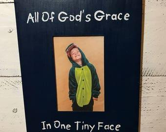 All Of God's Grace Frame