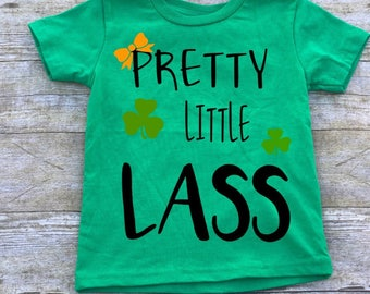 St Patricks Day Girl Shirt/ St Patricks Toddler Girl Shirt/ St Pattys Day Girl/ St Pattys Day Shirt/ Kid St Patricks Day Shirt
