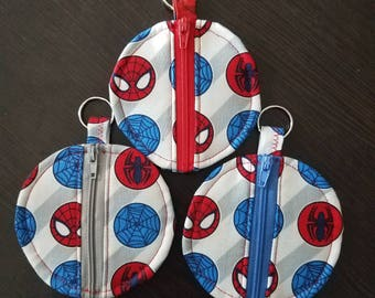 Spider-Man Zipper Pouch