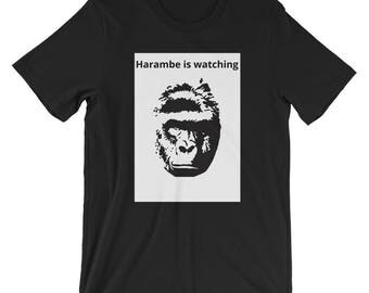 Harambe is watching