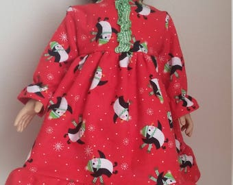 18 inch Doll Dress Fits American Girl Doll