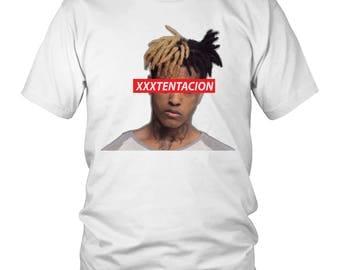 XXXTentacion Hip Hop Shirt Rapper T-Shirt