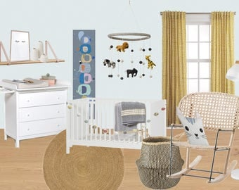 A Relaxing Nursery