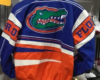 Brand new with tags University of Florida  Gators jacket all over print embroidery
