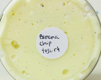 Banana Chip Yogurt