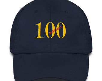 100 Mile UltraMarathon hat