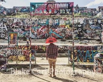 Graffiti of Hope (Austin, Texas)