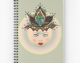 Nature Mind - Spiral Notebooks