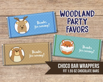 choco wrappers