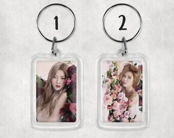 Hyuna Keyring / Keychain