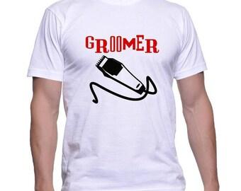 Tshirt for a Dog Groomer