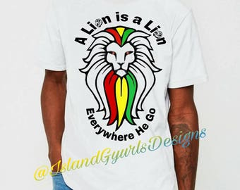 Lion Is A Lion Tee