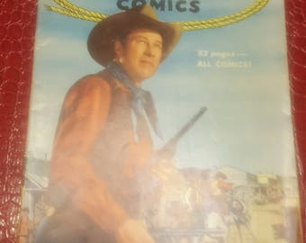 Wild Bill Elliott comics 1950 #3