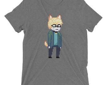 T-SHIRT: Sad Dog