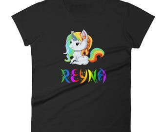 Reyna Unicorn Ladies T-Shirt