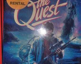 The Quest VHS