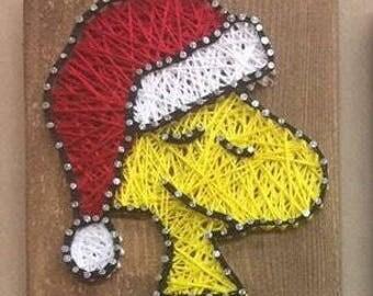 Woodstock of the Charlie Brown Peanuts Gang