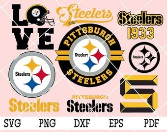 Steelers svg, Pittsburg Steelers svg, Steelers clipart, Pittsburg Steelers clipart, raster, vector files, svg, pdf, png, dxf, eps