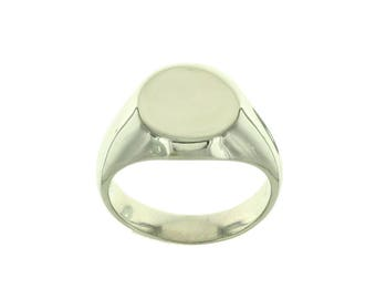 Signet Ring in 925 Silver ring