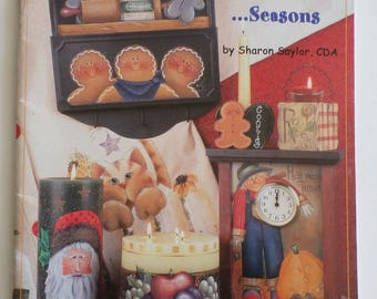 Sweet Patoodies Decorative painting  book, Home decor and holiday painting patterns