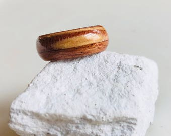 Beautiful Bentwood ring