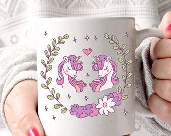 love unicorn Gift for girls Birthday gifts