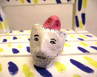 Small Sculpture: Head