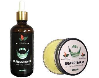 Beard oil 100ml + 60g - best value beard balm