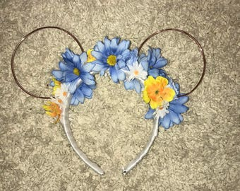 Disney Floral Ears - Donald Duck