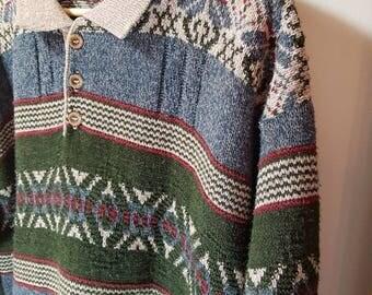 Vintage 90 s sweater