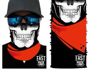 Cowboy Up  Face Shield- Free Shipping to Canada & USA - 100% Microfibre | Face Mask | Biker Face Shield | Bandana | Tubular Bandana