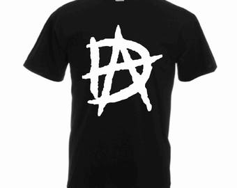 "Dean Ambrose DA Dean ""Unstable"" Ambrose Wrestling Fan  Mens T-shirt"