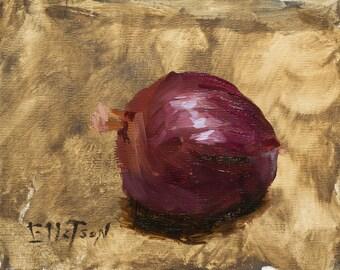 Red Onion study